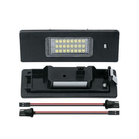 Lampi numar LED dedicate BMW E81, E87, F20, E63 E64 F12 F13 F06 Z4 E86
