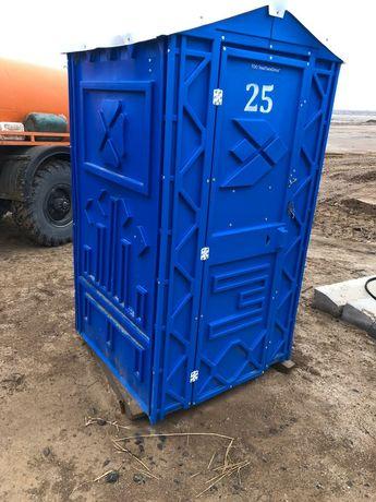 Уличный био туалет кабина мобильный деревянный туалет переносной