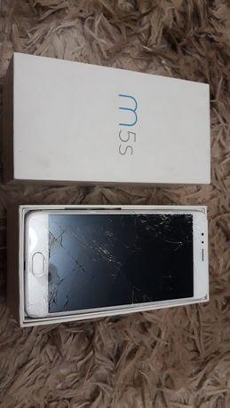 Телефон Meizu m5s на запчасти