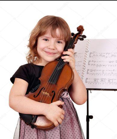 Репетитор по классу скрипка