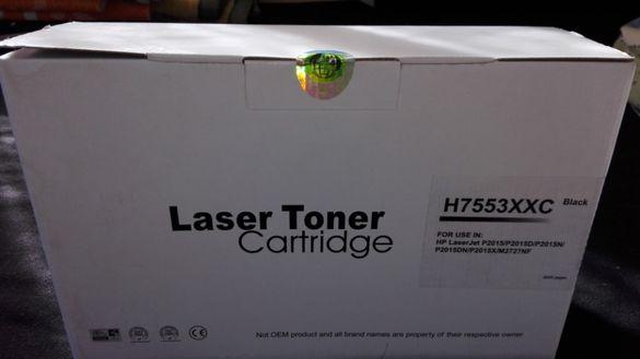 съвместима тонер касета за НР Р2015
