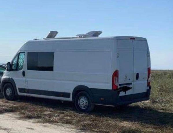 Autorulota - Camper Van (Peugeot Boxer 2015)