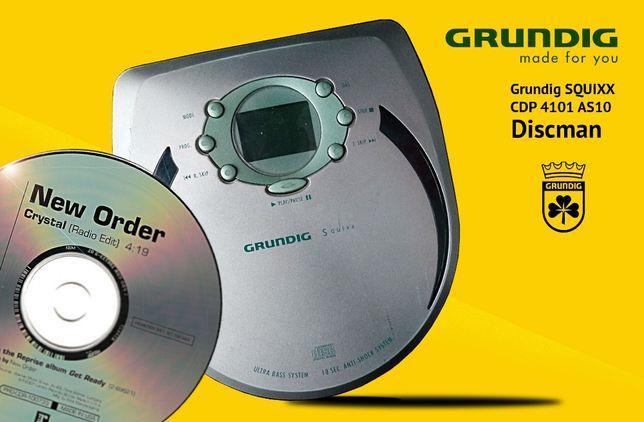 GRUNDIG - SQUIXX CDP 4101 AS10 Discman, Плейер