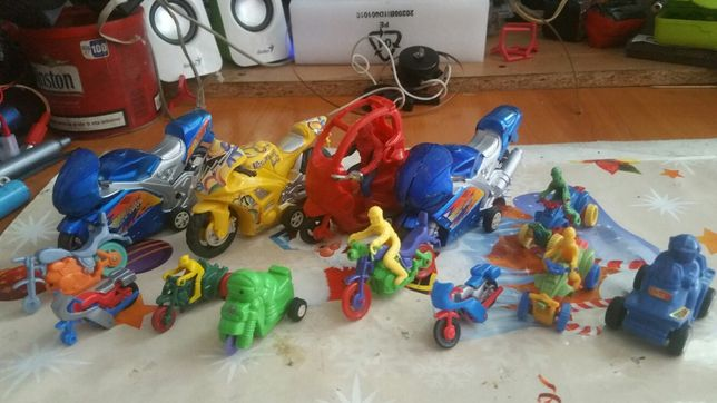 Masinute și motociclete