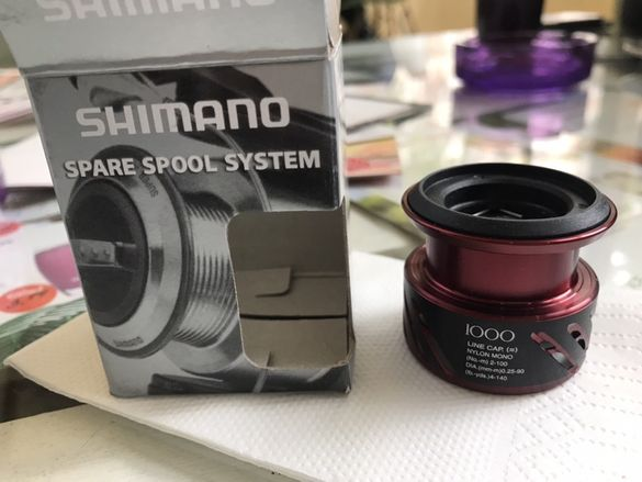 Shimano Stradic,Shimano Twin Power  Ci4 1000 резервни шпули