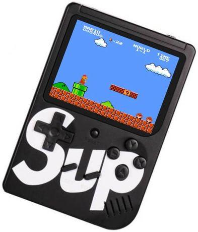 Joc Consola Mini jocuri Sup Game Box 400 In 1 Retro Joystick Mario