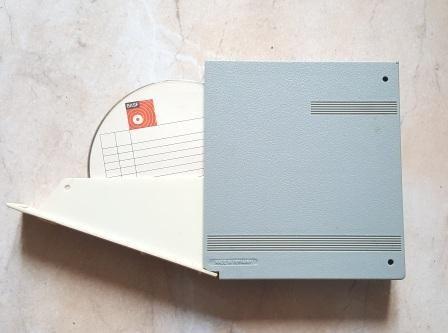 Bandă magnetofon marca BASF originală,diametrul 10 cm