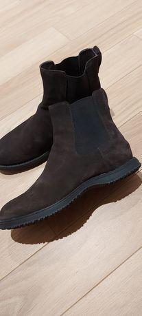 Cizme boots bocanci bărbați Hogan