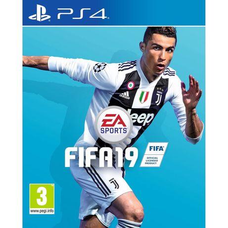 Vând/Schimb FIFA 19 PS4