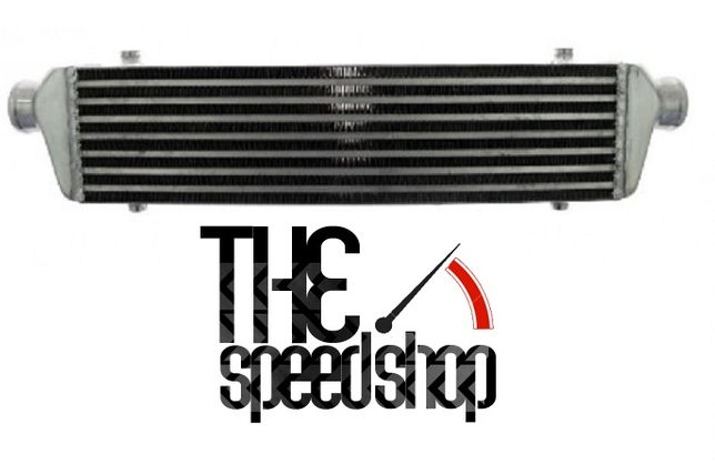 Intercooler universal 550X140X65 in/out 63mm
