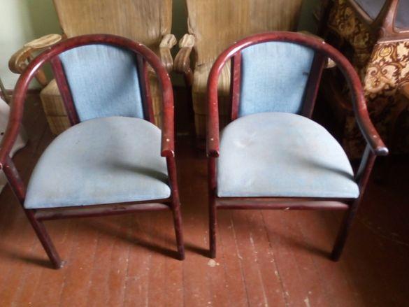 Барокови кресла