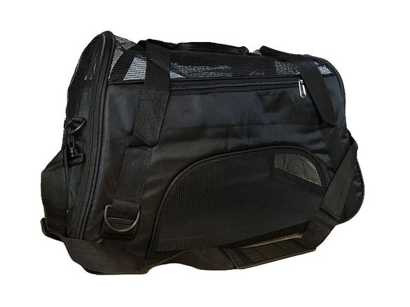 Чанта Лукс 47/25/35см - Транспортна чанта за Куче/Котка - 3 разцветки