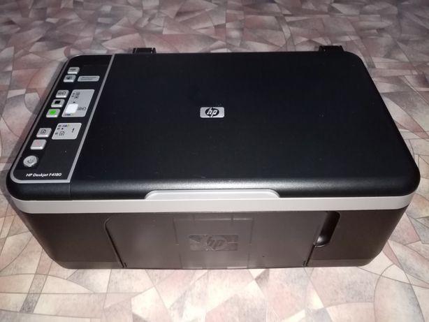 Продам струйный принтер, цветной три в одном