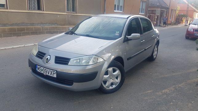 Renault megane 1.6 benzină