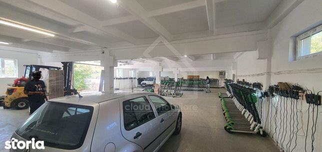 Hala productie/depozitare, 300 mp, h 3m, zona Valea Seaca