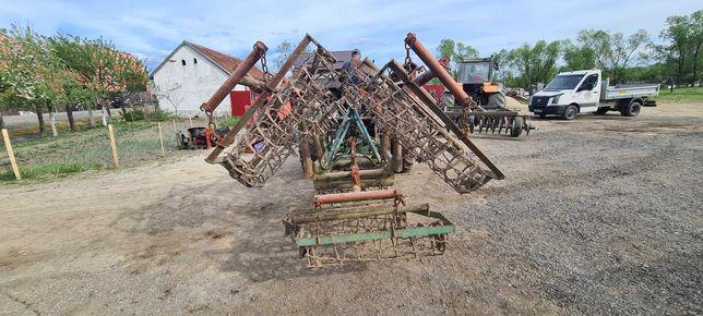 Combinator agricol camp de grape cu tavalugi hidraulic piese originale