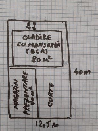 TEREN 440MP +Cladiri