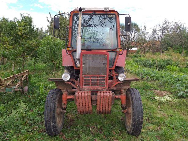Tractor Mtz 80 Belarus