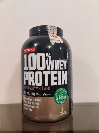 100 % Proteina whey proteine Nutrend