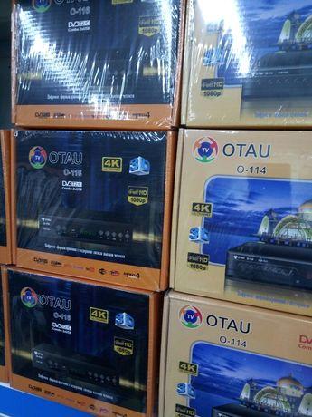 цифровой приемник ОТАУ ТВ + антенна комнатная