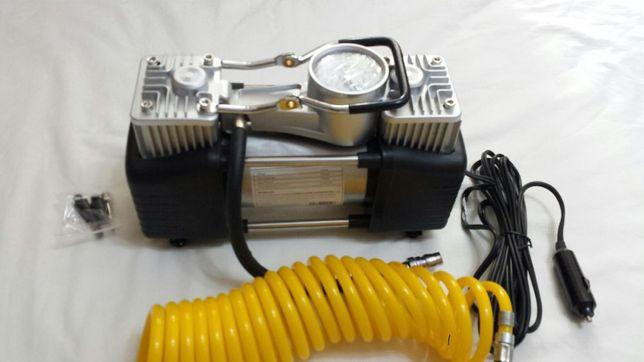 Compresor Auto 12v cu 2 cilindri(160lei)