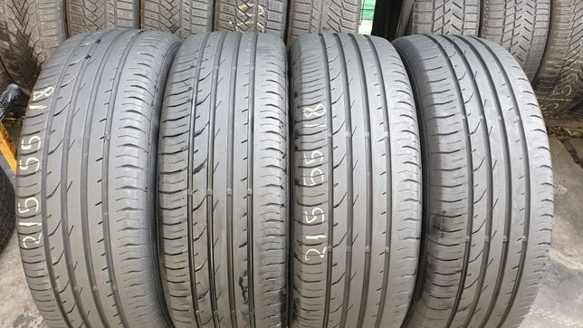 215 55 18 / 215/55R18 set 4 buc Continental VARA