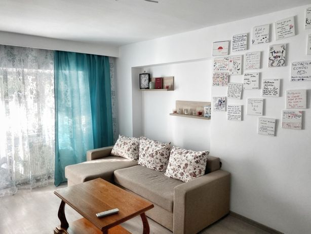 Apartament regim hotelier3 camere 82mp NEVERSEA hotel IBIS 6 persoane