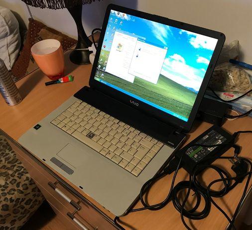 Laptop Sony Vaio PCG-7G1M intel 1.8 Ghz, 2 Gb ram, 80 Gb, nvidia