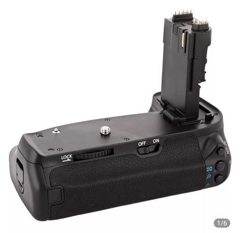 Батарейный блок MAKE Maike для Canon EOS 70D, 80D, 90D.