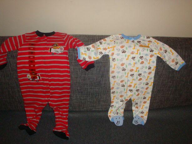 Salopete/pijamale baieti 6-9 luni