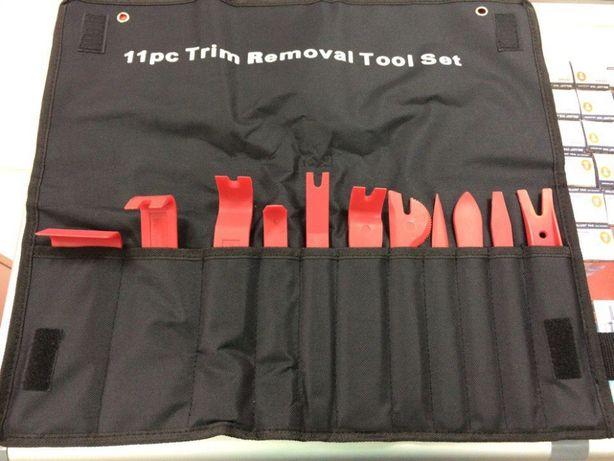 пластиковые лопатки для демонтажа обшивок набор для разбора салона