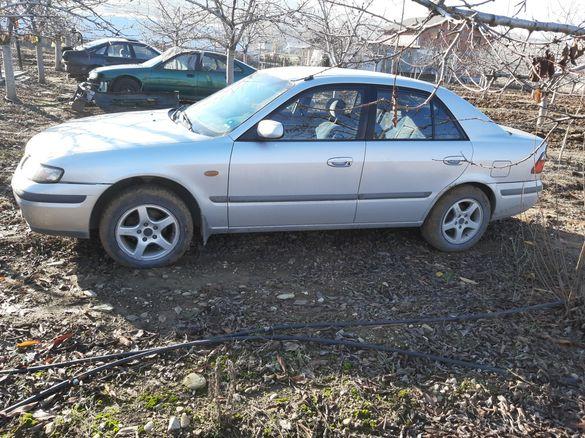 На части Mazda 626 1.9бензин 90коня