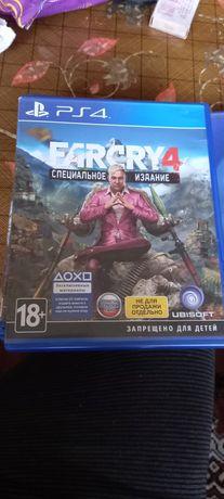 Far Cry 4 диск на ps 4