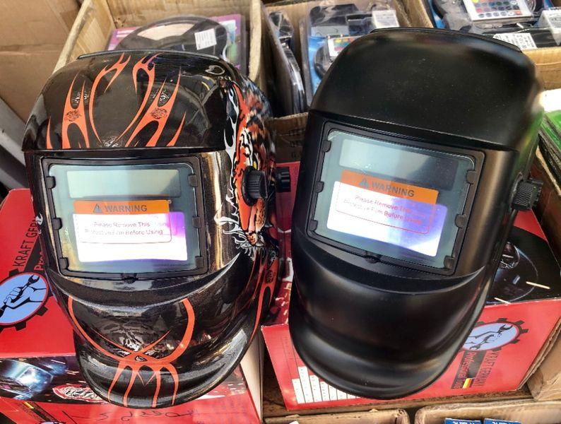 Немска Автоматична соларна маска заваряване Заварачен шлем електрожен гр. Пловдив - image 1