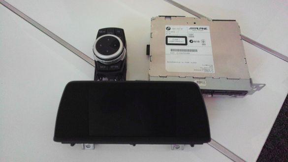 Продавам монитор, i-drive за навигационна система за БМВ F20 F