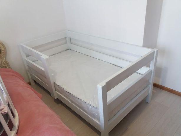 Детский кровать деревянный