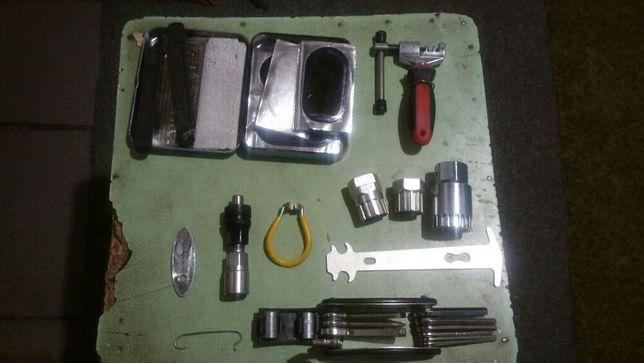Вело ключи для ремонта и настроики