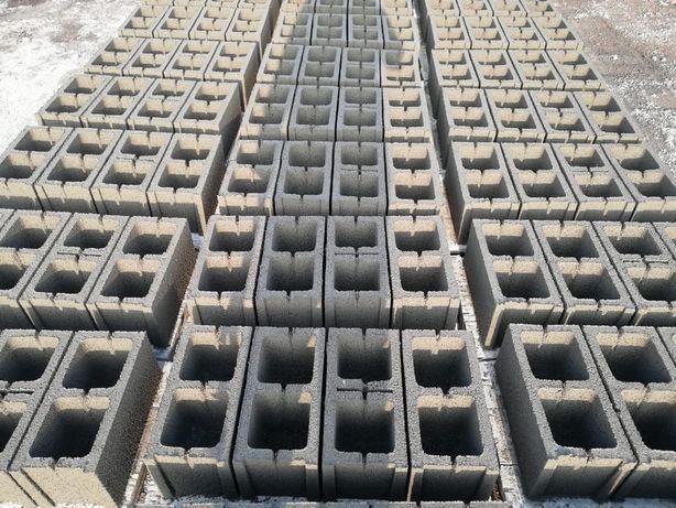 Сплитерные блоки(пескоблоки)