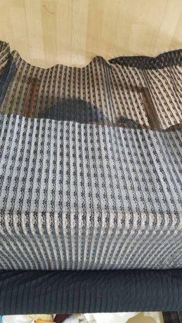 Черна дантела за пердета