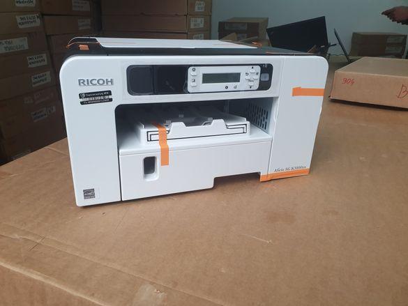 Чисто Нов Принтер - Ricoh Aficio SG K3100DN A4