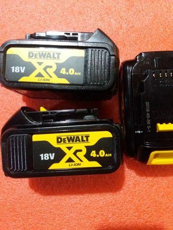 Батерии Dewalt 18v