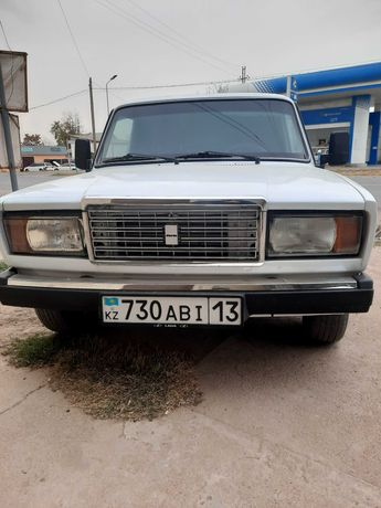 Машина Иж 27175 семерка