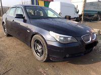 Bmw seria 5 E60 530d 3.0 diesel 6 trepte manual an 2005 dezmembrat