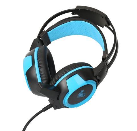 Геймърски слушалки AULA Shax