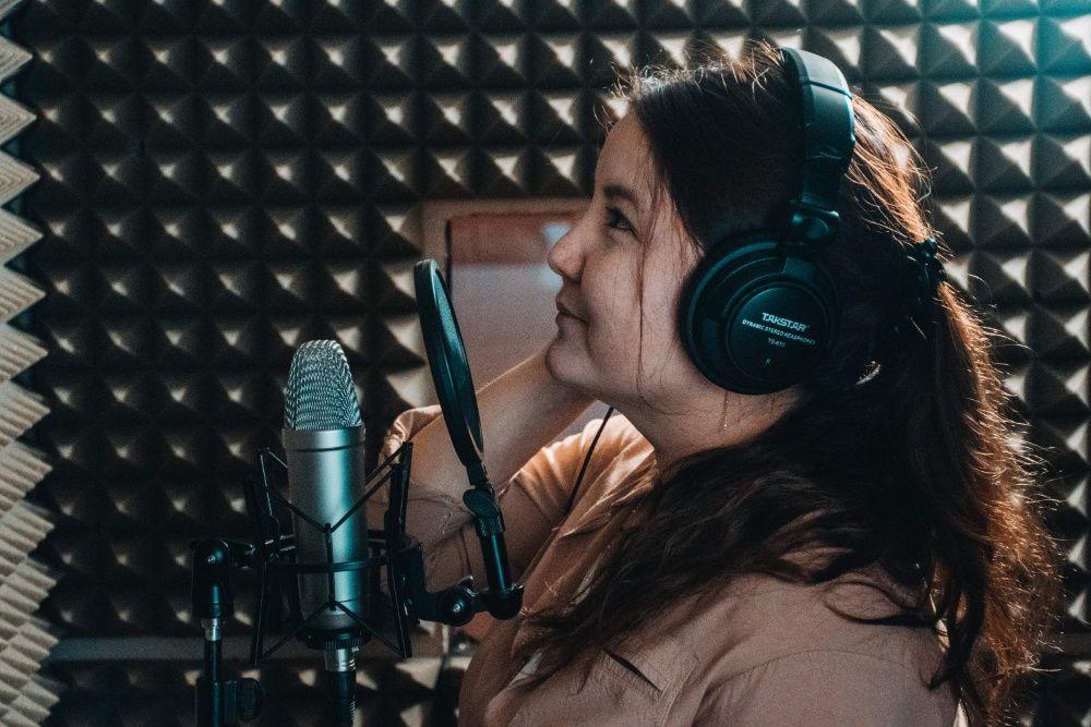 əн жазу студия \ Студия звукозаписи от 2 до 5 тысяч Алматы - изображение 1