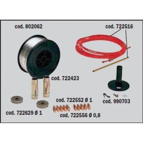 Kit sudura aluminiu TMig Telwin 802115