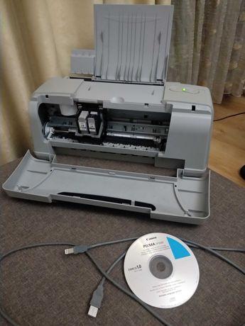 Цветен маслен принтер Canon pixma ip1500