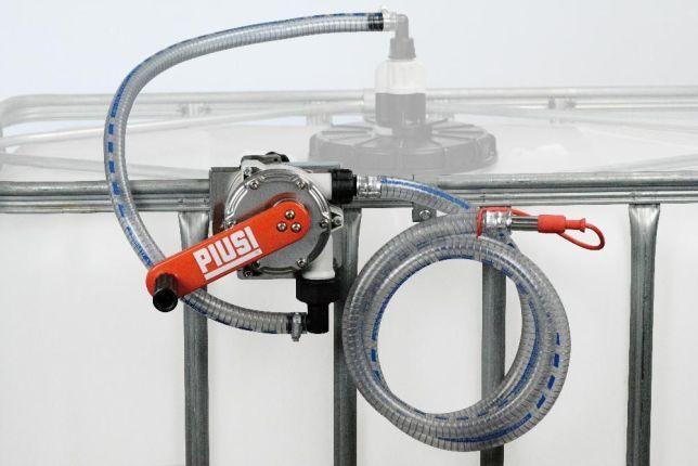 Pompa rotativa adblue pentru bazin IBC