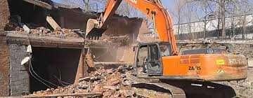Снос зданий и демонтаж любой сложности!