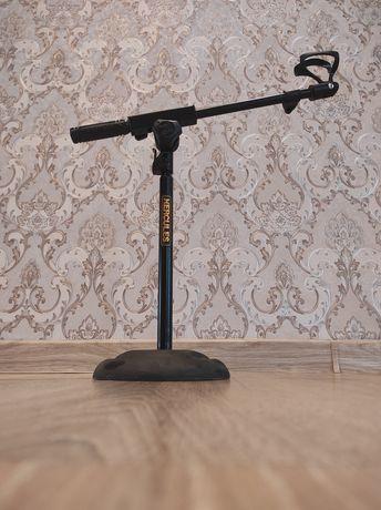 """Стойка микрофонная типа """"журавль"""" Hercules MS120B"""